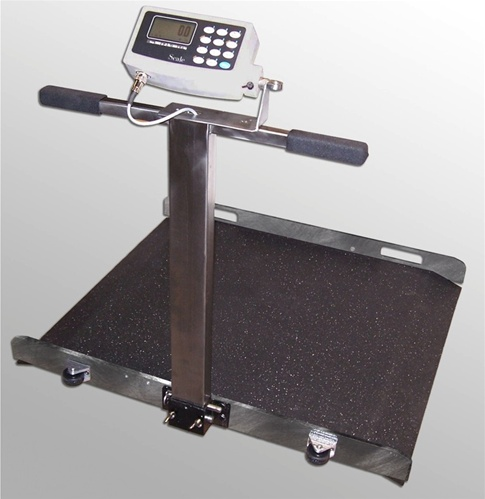 Wheel Chair Scale wheelchair scales used in medical care industry