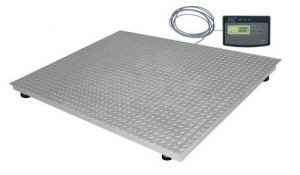 Industrial Scale For Monitoring Hazardous Materials