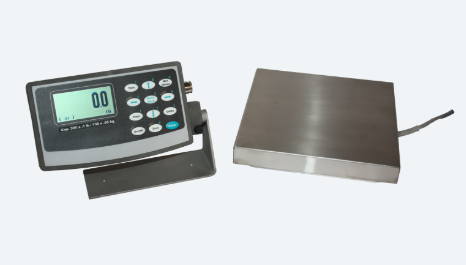 Intrinsically Safe Cylinder Scales