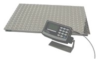 Ton Cylinder and Container Scales for Corrosive Materials