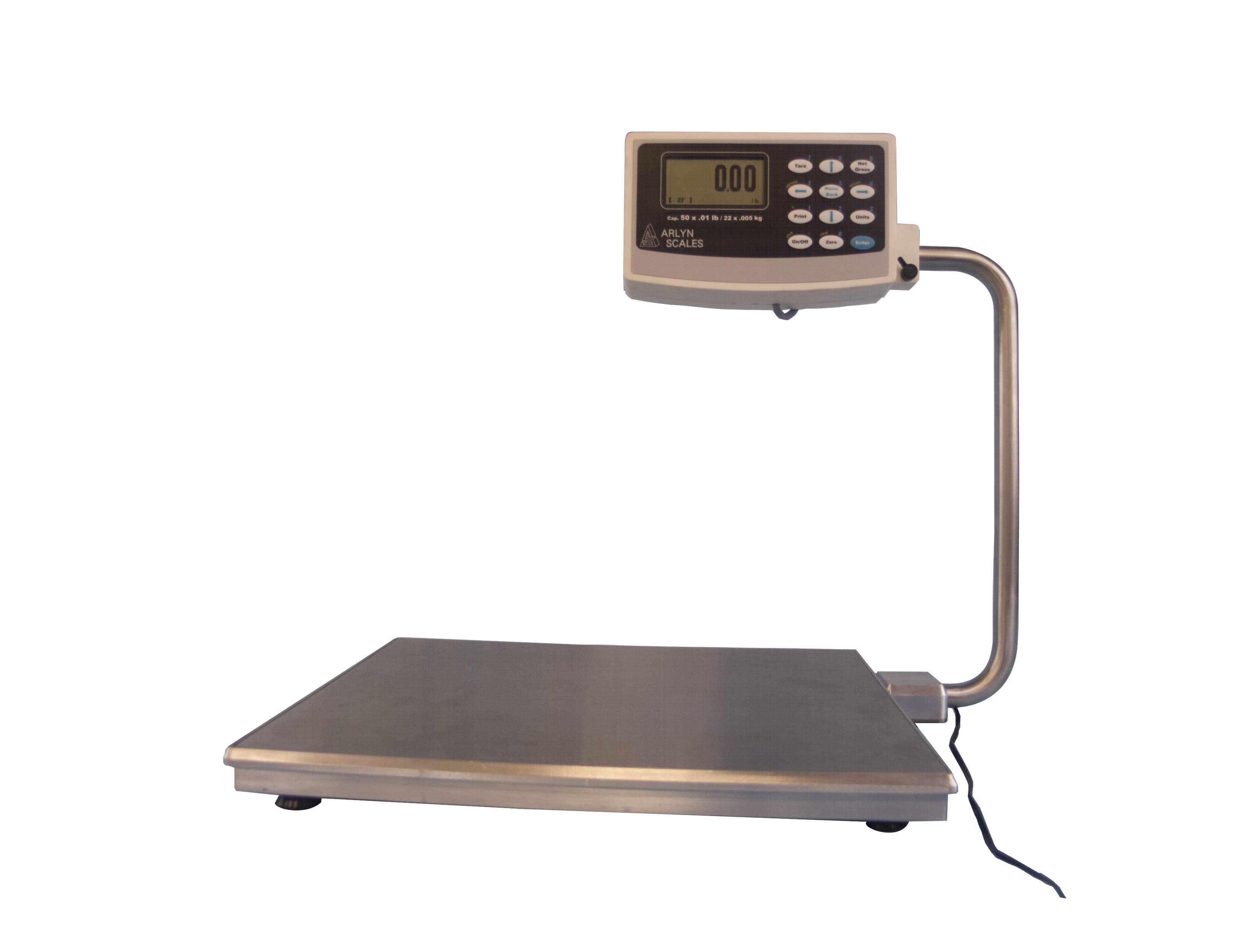 Industrial Bench Scales With Strain Gauge Technology  How Would You Weigh A Plane Without Scales