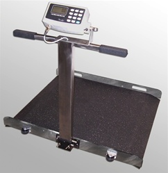 choosing the right wheelchair scale for your medical center