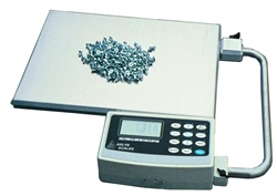 When it comes to saving time and reducing labor costs in regard to inventory, nothing is as helpful as a scale that will count small parts for you. Counting by hand is tedious, inefficient and exceptionally prone to human error.  A counting scale can effectively determine the number of parts in a large sample of identical pieces by weighing the sample and dividing it by the number of individual parts.   Yet not all counting scales are created equal. The most common cause for inaccuracies is a complicated sample weighing process. A lot of manufacturers get this wrong. And if you're using one of their scales, your inventory counts can be wrong too. Two Ways to Weigh Small Parts  In order to accurately count the number of parts in your inventory, a particular sample size must be weighed precisely. The scale will then use the sample weight and size to determine the total number of parts.   Our Series 820 Parts Counting Scales are equipped with two simple and reliable ways to calculate sample weights:  1.    Quick Count  Simply choose your sample size—either 10, 25, 50 or 100 pieces—from the digital indicator and place that number of items on the platform. The scale will create the sample and automatically switch to counting mode where you can continue to count the same part.   Just keep in mind that the more pieces you use in the sample, the more accurate your sample (and entire inventory count) will be. This is especially important if the individual weight of identical parts has a tendency to differ. The more parts you use in the sample, the better your scale will be able to account for these slight differences.  This feature has the advantage of being extremely fast when you need an immediate count. The only downside is that you won't be able to save the part data and sample weight in the scale's memory. If you need to count this part again in the future, you'll have to go through the sampling process again.  2.    Sample Definition  The sampling process can be a bit 