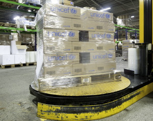 floor and pallet scales for warehousing solutions