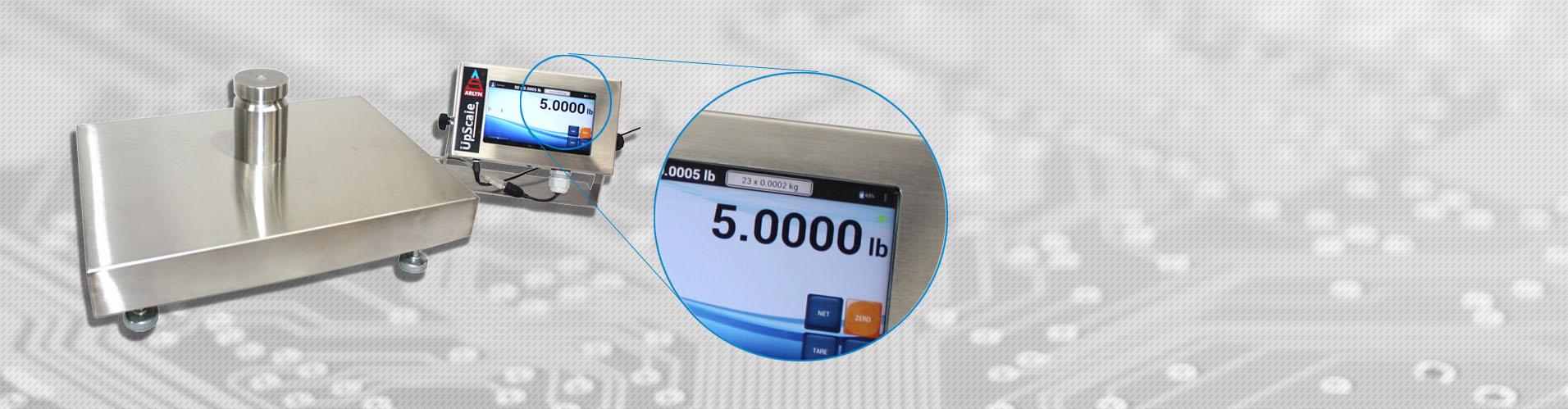 Counting Scales Designed for Durability and Accuracy