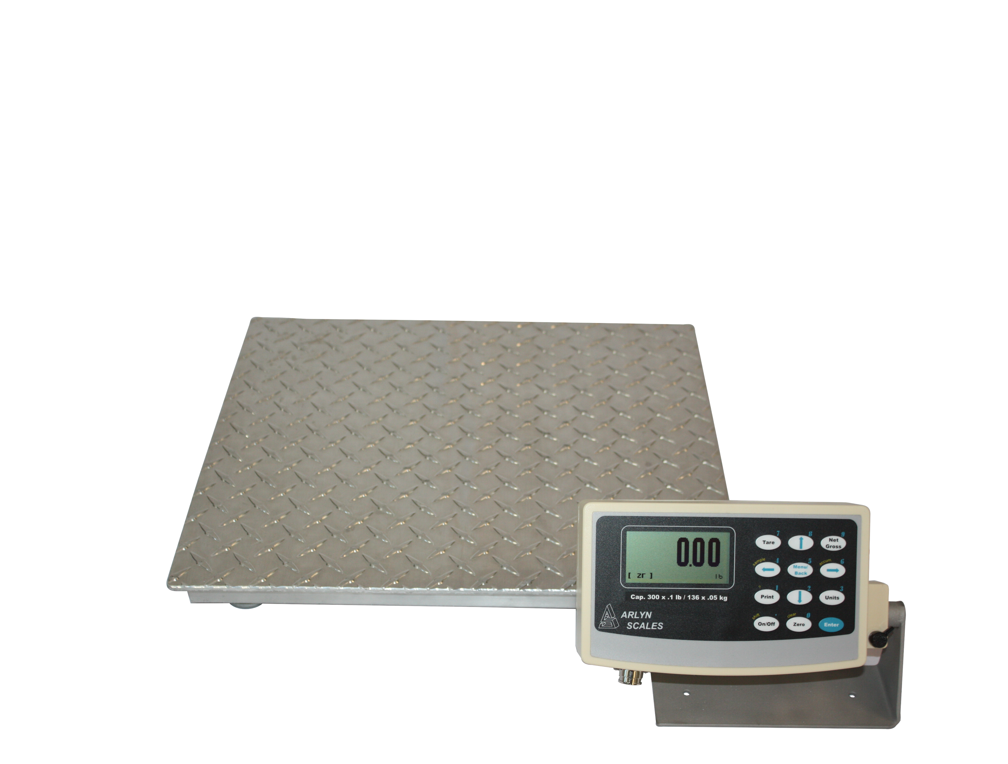 Scales For Concrete Batching Plants