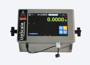 LCD Display and Graphics Capability in Industrial Weighing Scale