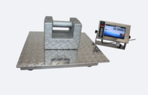 2 Industrial Scales For The Shipping & Handling Industry