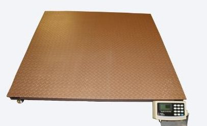 Floor Scales For Accurate Pallet Weighting