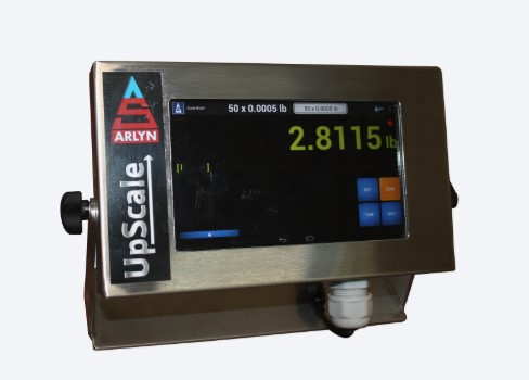 Digital Scale Indicators with Data logging Features